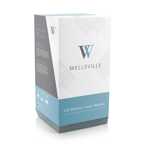 Wellsville 11 Inch Gel Foam Mattress Twin Xl