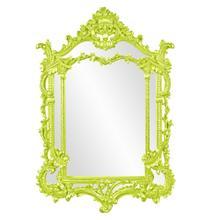 View Product - Arlington Mirror - Glossy Green