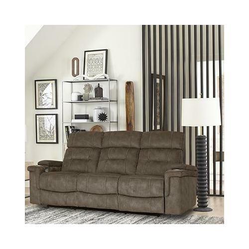 Parker House - DIESEL POWER - COBRA BROWN Power Sofa