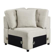 View Product - Corner Seat with 1 Pillow