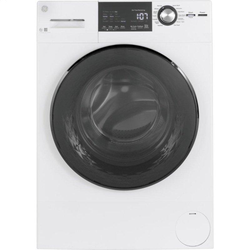 """24"""" 2.4 Cu. Ft. ENERGY STAR® Front Load Washer with Steam"""
