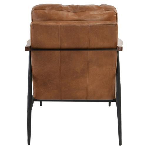 Classic Home - Christopher Club Chair Tan