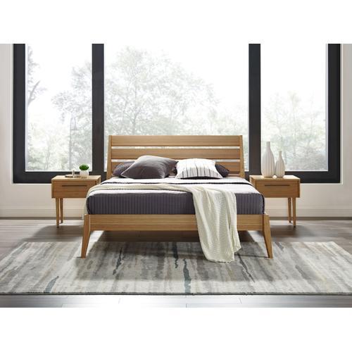 Greenington Fine Bamboo Furniture - Sienna Nightstand, Caramelized