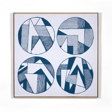 Four Circles By Teague Collection