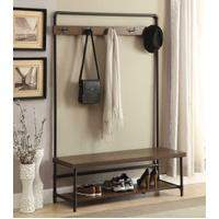Industrial Chic Hall Tree Product Image