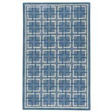 View Product - Square Trellis Lt. Blue - Rectangle - 5' x 8'