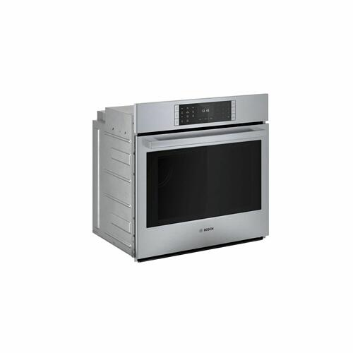 "Benchmark Series, 30"", Single Wall Oven, SS, EU Conv., TFT Touch Control ""OUT OF BOX"""