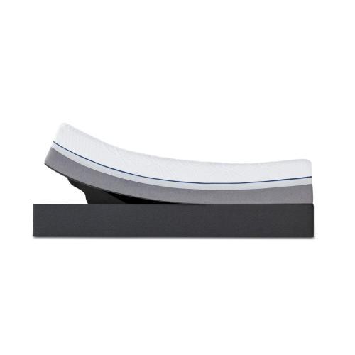 Gallery - Premier Hybrid - Silver - Plush - Cal King