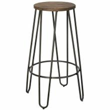 See Details - Revo 26'' Counter Stool, set of 4 in Black