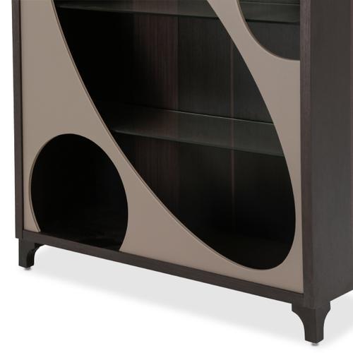 Curio Center Cabinet