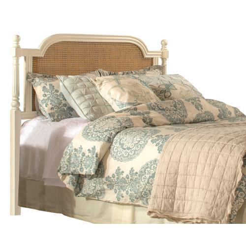 Melanie Queen Wood Headboard With Frame, White