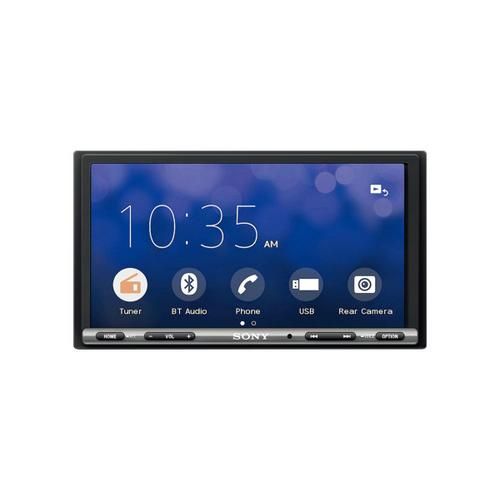 """Gallery - 6.95"""" (17.6 cm) Media Receiver with CarPlay/ Android Auto"""
