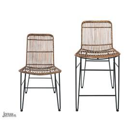 Weaver Hairpin Chair (2/ctn)