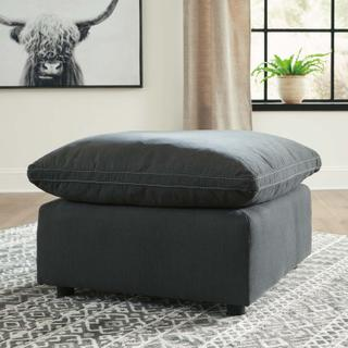 Savesto Oversized Accent Ottoman