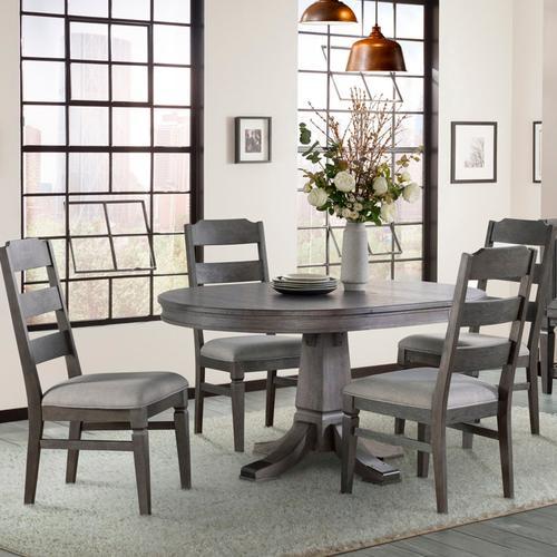 Intercon Furniture - Foundry Pedestal Table