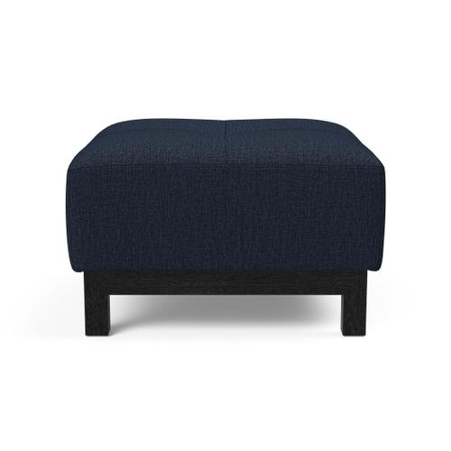 """DELUXE EXCESS PUFF, 25""""X25""""/DELUXE EXCESS OTTOMAN LEGS, WOOD"""