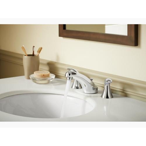 "Biscuit 17"" X 14"" Undermount Bathroom Sink With Overflow"