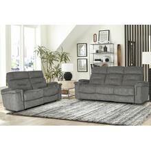 View Product - DIESEL - COBRA GREY Power Reclining Collection