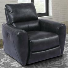 View Product - SAMSON - BANNER NAVY Power Recliner