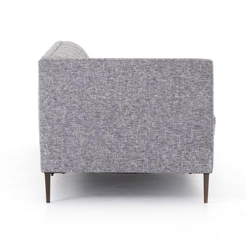 Lyon Slate Cover Left Arm Chaise Configuration Kingsley Sectional
