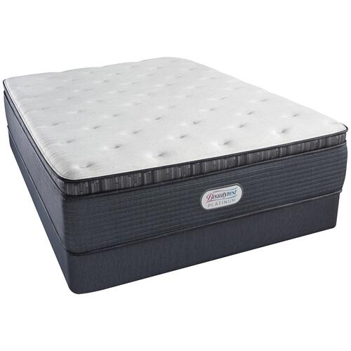 BeautyRest - Platinum - Spring Grove - Plush - Pillow Top - Full