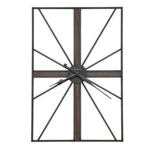 Howard Miller Red Hook Oversized Wall Clock 625703