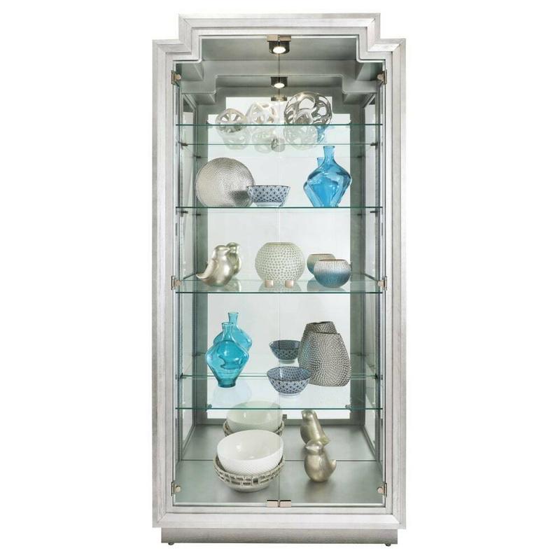 Howard Miller Bexley IV Curio Cabinet 680713
