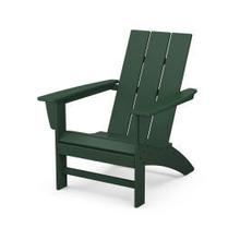 View Product - Modern Adirondack Chair in Green