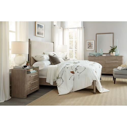 Bedroom Affinity 5/0 & 6/6 Rail
