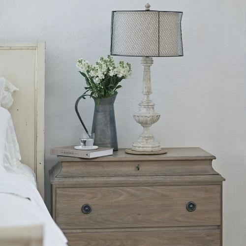 Auberge Nightstand in Weathered Oak (351)