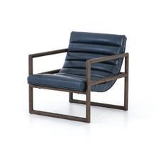 Dakota Sapphire Cover Fitz Chair
