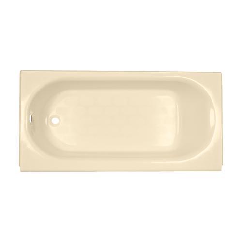 Princeton 60x30 inch Integral Apron Bathtub - Left Hand Outlet  American Standard - Bone