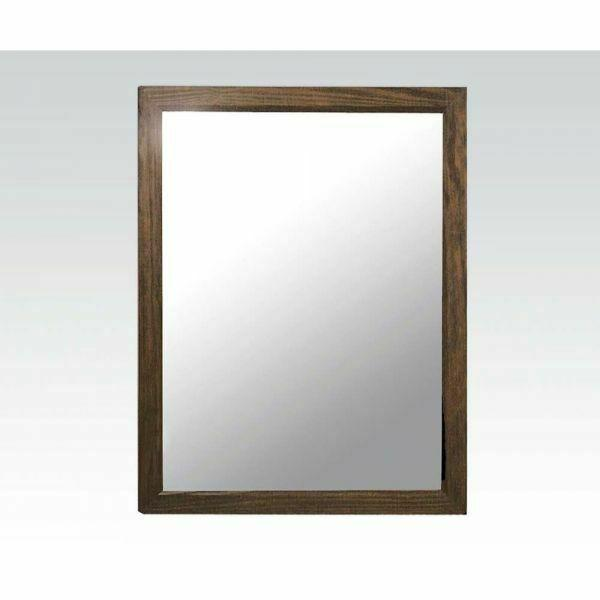 ACME Landon Mirror - 60739 - Salvage Brown
