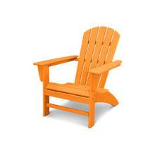 View Product - Nautical Adirondack Chair in Vintage Tangerine