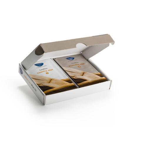 Stressless By Ekornes - Stressless® Leather Care Wipe Kit