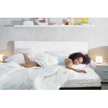 """View Product - 9"""" Copperrest Silver Queen Mattress"""
