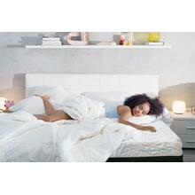 "9"" Copperrest Silver Queen Mattress"