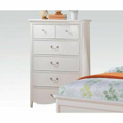ACME Cecilie Chest - 30326 - White