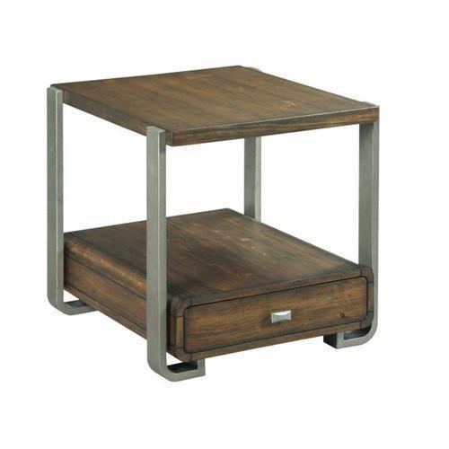 Bryson Rectanuglar Drawer End Table