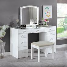 See Details - Louise Vanity W/ Stool