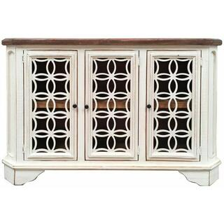 See Details - Ww Tepic Bella Console/glass
