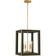 View Product - Burwell Pendant in Matte Black