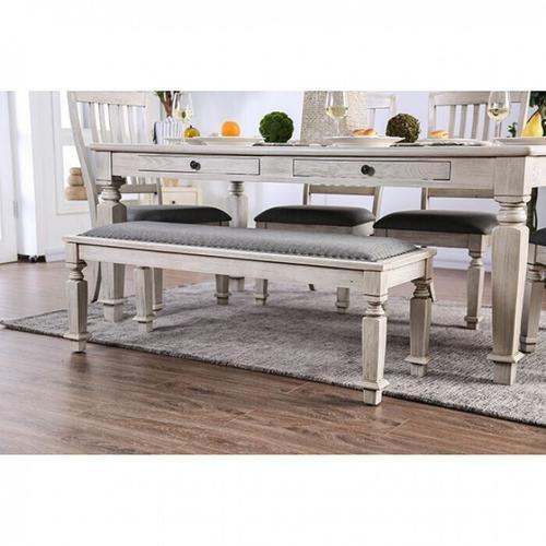 Furniture of America - Georgia Dining Table