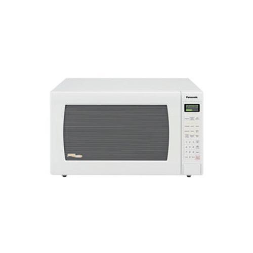 Panasonic - Luxury Full-Size 2.2 cu. ft. Microwave Oven
