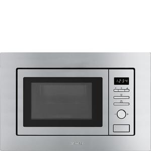 SmegMicrowave oven Stainless steel FMIU020X