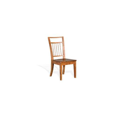 Sunny Designs - Mossy Oak Chair, Wood Seat