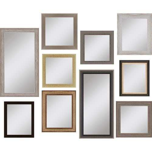 Mirrors Assorted S/10