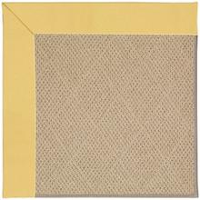 "Creative Concepts-Cane Wicker Canvas Canary - Rectangle - 24"" x 36"""
