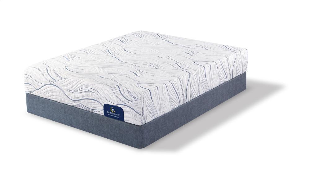SertaPerfect Sleeper - Foam - Beeler - Tight Top - Plush - Cal King