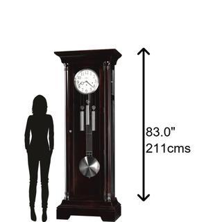 See Details - Howard Miller Seville Grandfather Clock 611032